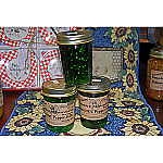 Green Pepper Jelly HOT - Half-Pint