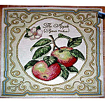 An Apple A Day Grande Tapestry