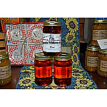 Wildflower RAW Unpasteurized Honey Strained - Pint