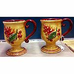 Autumn Sonata Mugs set of 2
