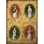 Four Seasons Willow Tree Wall Hanging - Susan Lordi