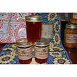 Red Pepper Jelly HOT - Half-Pint