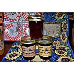 Jalapeno Raspberry Jam - Half-Pint