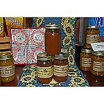 Caramel Pecan Apple Butter - Pint