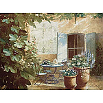 Afternoon in Provence Grande Tapestry