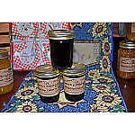 Wild Huckleberry Jam - Half-Pint