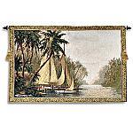 Rum Cay Tapestry - Art Fronckowiak