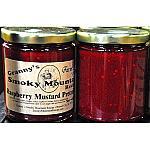 Raspberry Mustard Dipping Sauce